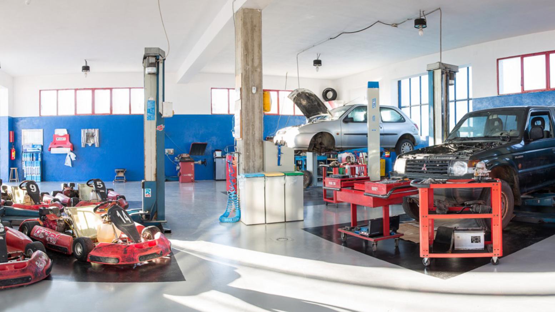 officina meccanica  Officina meccanica di Muscau Carlo | Centro Commerciale Naturale di ...